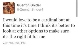 Quentin Snider