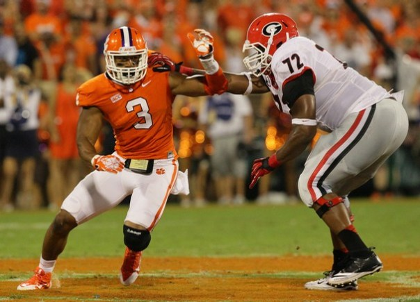 Vic Beasley. Photo: orangeandwhite.com