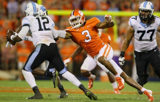 Vic Beasley. Photo: independentmail.com