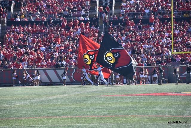 Louisville Cardinal Flags
