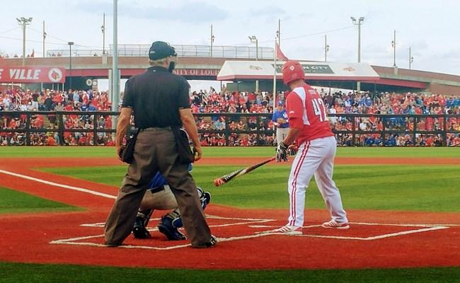 Louisville Baseball Hosts As Top Eight Seed Again