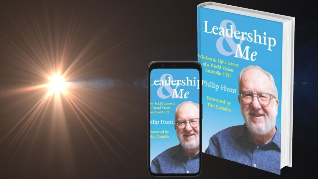 Leadership and Me by Philip Hunt as print book and ebook
