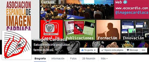 Nuestra Asociación e Facebook