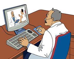 Guía de uso profesional de las redes sociales en medicina