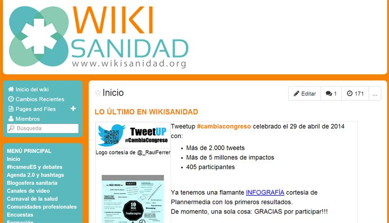 Wikisanidad