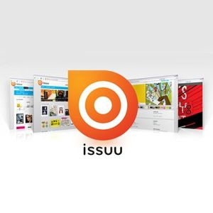 Comparte documentos de forma creativa con issuu