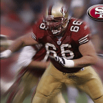 Bring it on! Stanford cardiology fellows challenge 49ers to push-up contest