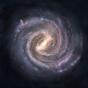 This is NOT a photo of the Milky Way Galaxy (Wikimedia Commons)