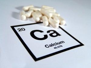 Suplementação de Cálcio
