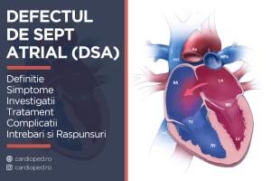 Defect de Sept Atrial (DSA)