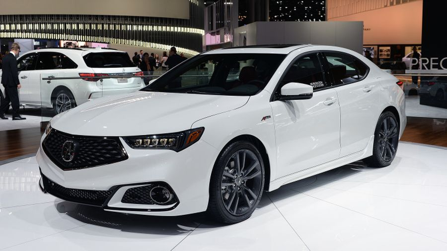 2018 Acura TLX Redesign Specs Release Date Review Interior