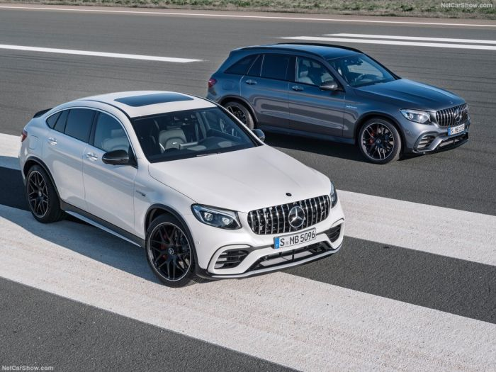 2018 Mercedes AMG GLC 63 Coupe. Price. Release date. Photos