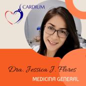 Dra. Jessica Flores_CARDIUM Villamil Playas