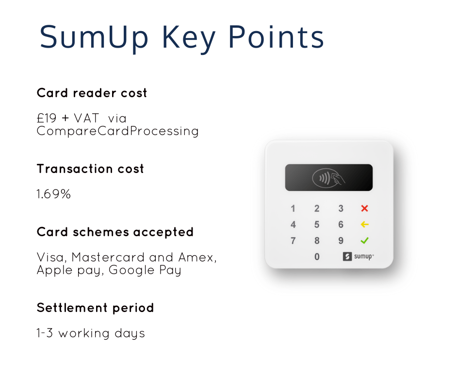 sumup key feature summary