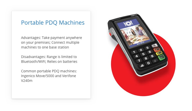 Portable PDQ Devices