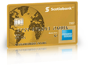 Scotiabank AMEX Gold