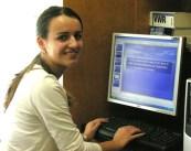 Aida Sivro, Project Student 2006
