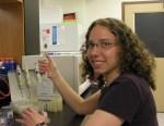 Rebekah van Bruggen, Summer Student 2007