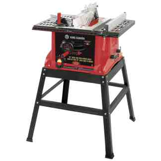 "King 10"" Table Saw"