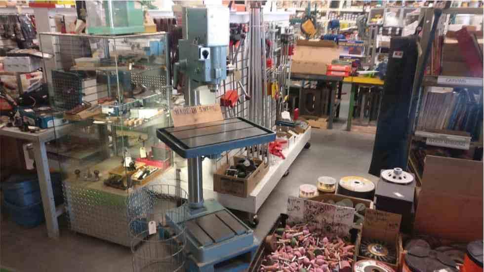 Wilton Strand Drill Press