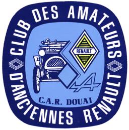 Club des Amateurs d'anciennes Renault