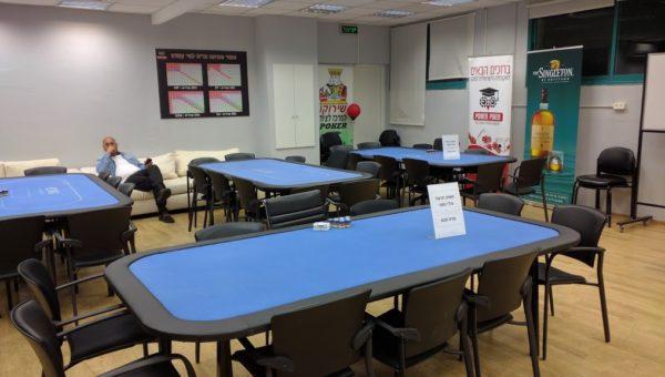 IPA training room