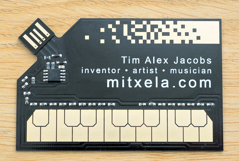 Circuit Board Business Card Corporate Business Cards