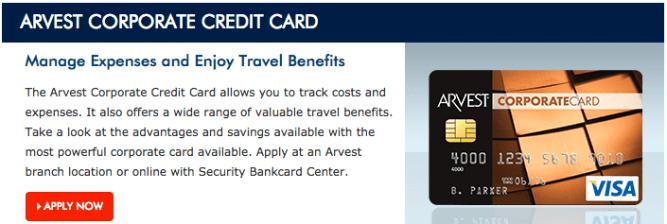 Arvest Spending Card Number | Applycard co
