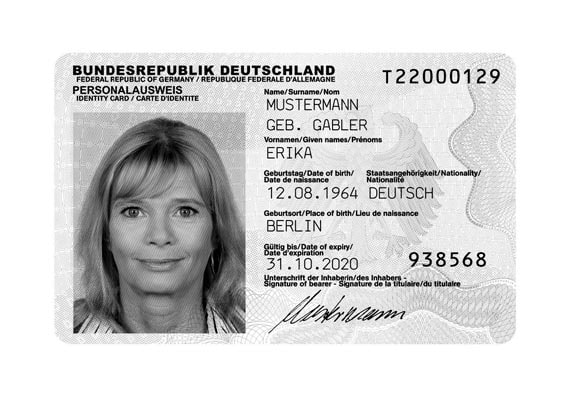 personalausweis fälschen