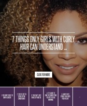 7 girls with curly