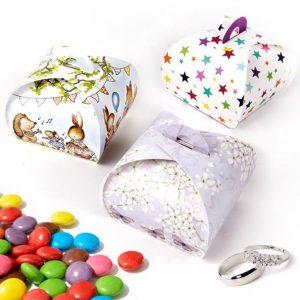 Christmas Cake Boxes