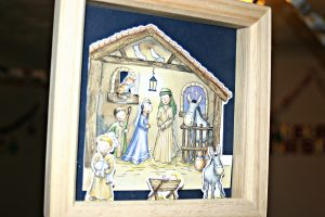 Nativity crafts picture Phoenix Trading