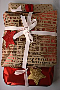 Phoenix Trading Christmas wrapping
