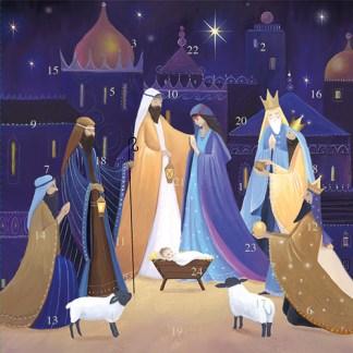 XAC03 Christmas Nativity