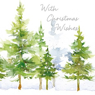 Silent Forest Christmas Cards