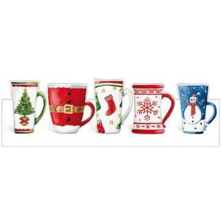 Christmas Mugs Christmas Cards