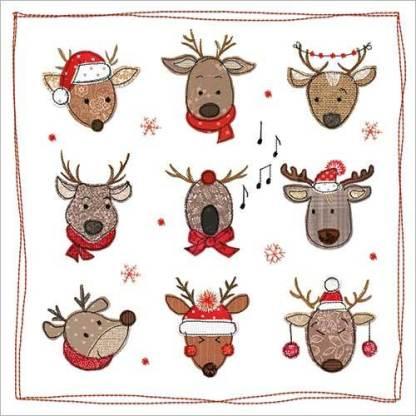 Christmas Reindeer Christmas Cards
