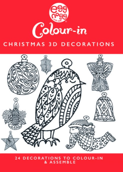 Christmas colour in decorations