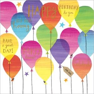 FP6019 birthday balloons