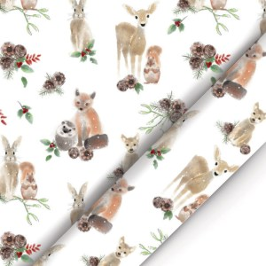 Forest Animals roll wrap