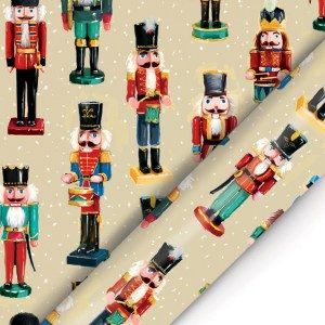 Nutcracker roll wrap