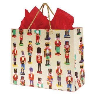 Nutcracker carrier bag