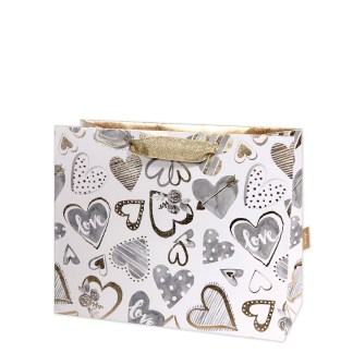 with love medium gift bag