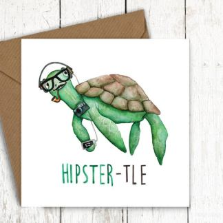 Hipster-tle