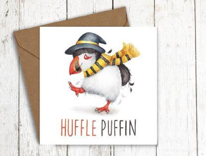Huffle Puffin
