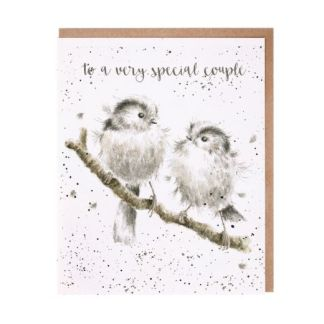 'Lovebirds' card