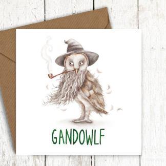Gandowlf card