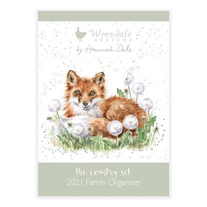Wrendale Family Calendar 2021