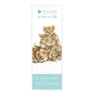 Wrendale Zoology Calendar 2021