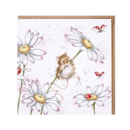 Oops a Daisy Mouse card